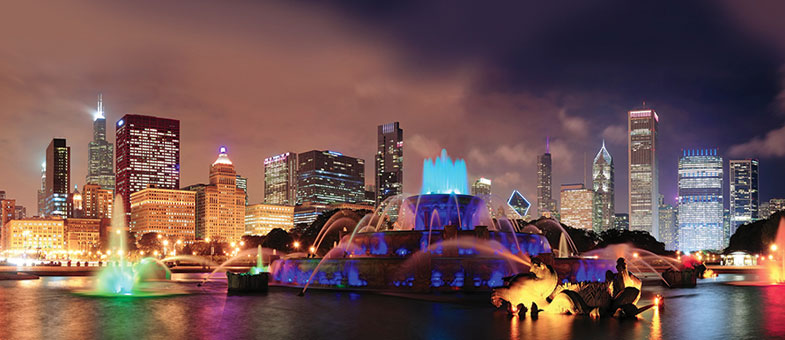 Chicago - a great global city